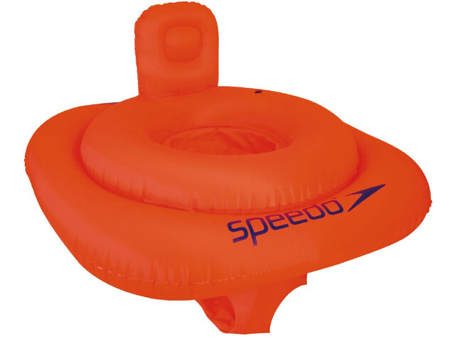 speedo Sea Squad Silla Bebés Piscina 12-24 Meses Niños, orange